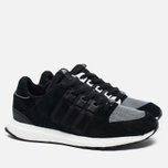 adidas Consortium x Concepts EQT 93/16 Men's Sneakers White/Red/Core Black photo- 1