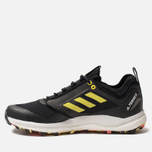 Мужские кроссовки adidas Consortium x END. Terrex Agravic XT Core Black/Core Black/Bright Red фото- 1