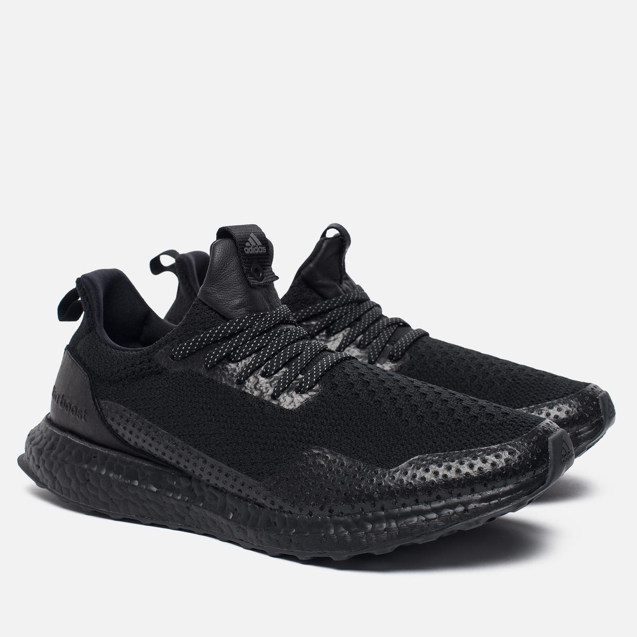 Мужские кроссовки adidas Consortium x Haven Ultra Boost Primeknit Black