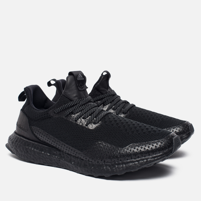 Мужские кроссовки adidas Consortium x Haven Ultra Boost Primeknit Black