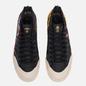 Мужские кроссовки adidas Consortium x Juice x Footpatrol Matchcourt Mid Black/White фото - 1