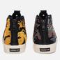 Мужские кроссовки adidas Consortium x Juice x Footpatrol Matchcourt Mid Black/White фото - 2