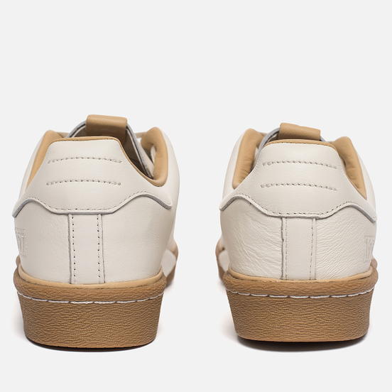 Мужские кроссовки adidas Consortium x Kasina Superstar Boost Bone White/Light Brown