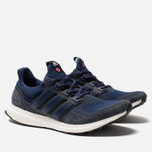 Мужские кроссовки adidas Consortium x Kinfolk Ultra Boost Night Navy/Night Indigo/Dark Blue фото- 2