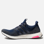 Мужские кроссовки adidas Consortium x Kinfolk Ultra Boost Night Navy/Night Indigo/Dark Blue фото- 1