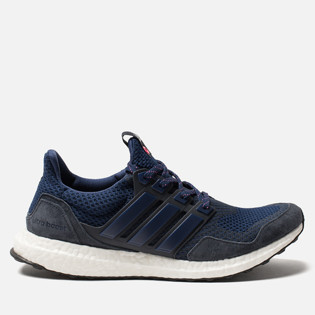 Мужские кроссовки adidas Consortium x Kinfolk Ultra Boost Night Navy/Night Indigo/Dark Blue