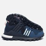 Мужские кроссовки adidas Consortium x KITH Response Trail Navy/Black фото- 1