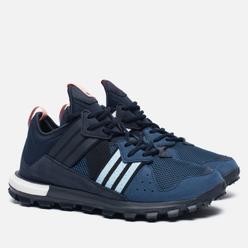 Мужские кроссовки adidas Consortium x KITH Response Trail Navy/Black