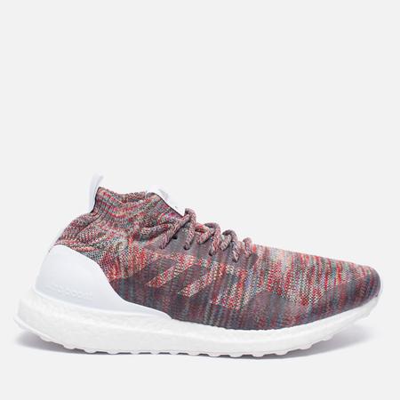 Мужские кроссовки adidas Consortium x KITH Ultra Boost Mid Multicolor/White