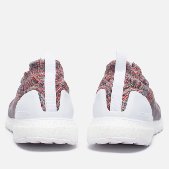 Мужские кроссовки adidas Consortium x KITH Ultra Boost Mid Multicolor/White