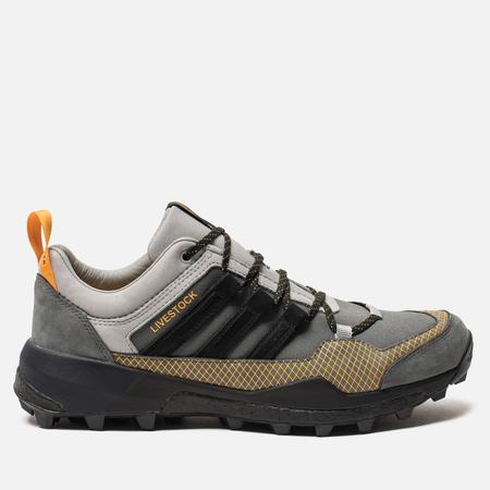 Мужские кроссовки adidas Consortium x Livestock Terrex Skychaser Stone/Core Black/Grey Five