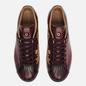 Мужские кроссовки adidas Consortium x Limited Edt Superstar Vault Leather Burgundy/Vintage Off White фото - 1