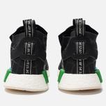 Мужские кроссовки adidas Consortium x Mita NMD TS1 PKI Core Black/Core Black/White фото- 4
