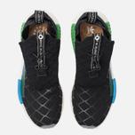 Мужские кроссовки adidas Consortium x Mita NMD TS1 PKI Core Black/Core Black/White фото- 5