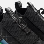 Мужские кроссовки adidas Consortium x Mita NMD TS1 PKI Core Black/Core Black/White фото- 6