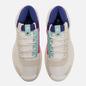 Мужские кроссовки adidas Consortium x Nice Kicks Crazy 1 ADV Core White/Off White/Energy Aqua фото - 1