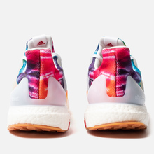 Мужские кроссовки adidas Consortium x Nice Kicks Ultra Boost Woodstock White/White/Collegiate Red фото- 4