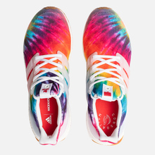Мужские кроссовки adidas Consortium x Nice Kicks Ultra Boost Woodstock White/White/Collegiate Red фото- 5