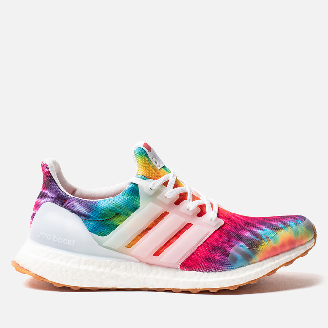 мужские кроссовки X Nice Kicks Ultra Boost Woodstock White White Collegiate Red