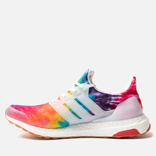 Мужские кроссовки adidas Consortium x Nice Kicks Ultra Boost Woodstock White/White/Collegiate Red фото- 1