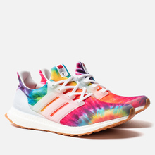 Мужские кроссовки adidas Consortium x Nice Kicks Ultra Boost Woodstock White/White/Collegiate Red фото- 2