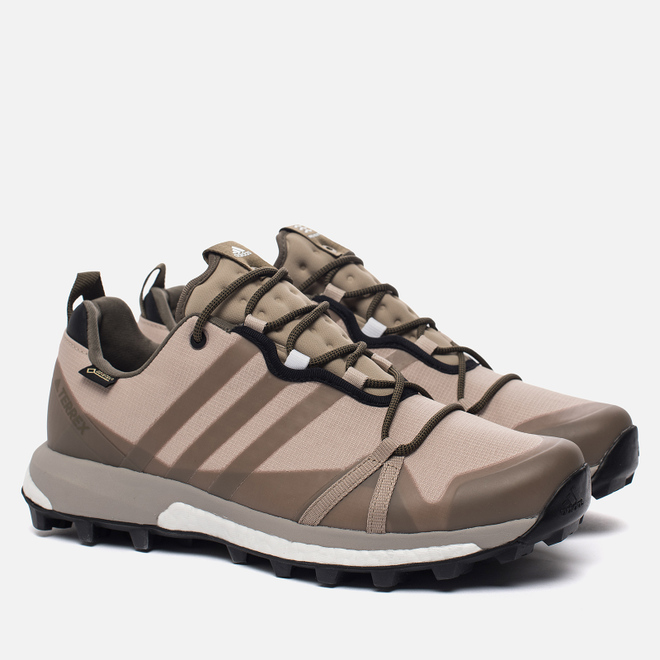 Мужские кроссовки adidas Consortium x Norse Projects Terrex Agravic Layers Pack Light Sandy