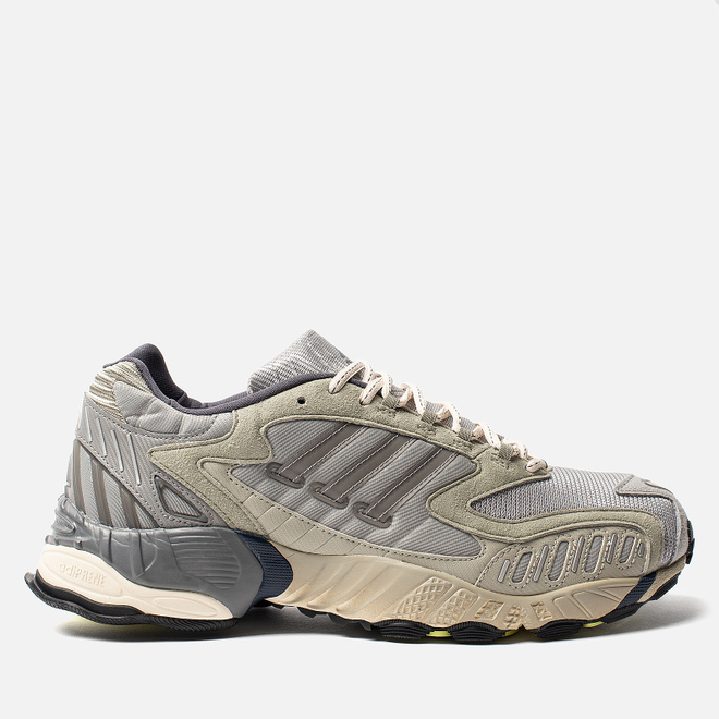 Мужские кроссовки adidas Consortium x Norse Projects Torsion TRDC Clear Brown/Raw Grey/Frozen Yellow