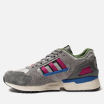 Мужские кроссовки adidas Consortium x Overkill ZX 10.000-C Grey Two/Supplier Colour фото- 1