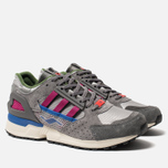 Мужские кроссовки adidas Consortium x Overkill ZX 10.000-C Grey Two/Supplier Colour фото- 2