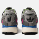 Мужские кроссовки adidas Consortium x Overkill ZX 10.000-C Grey Two/Supplier Colour фото- 3