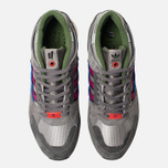 Мужские кроссовки adidas Consortium x Overkill ZX 10.000-C Grey Two/Supplier Colour фото- 5