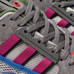 Мужские кроссовки adidas Consortium x Overkill ZX 10.000-C Grey Two/Supplier Colour фото- 6