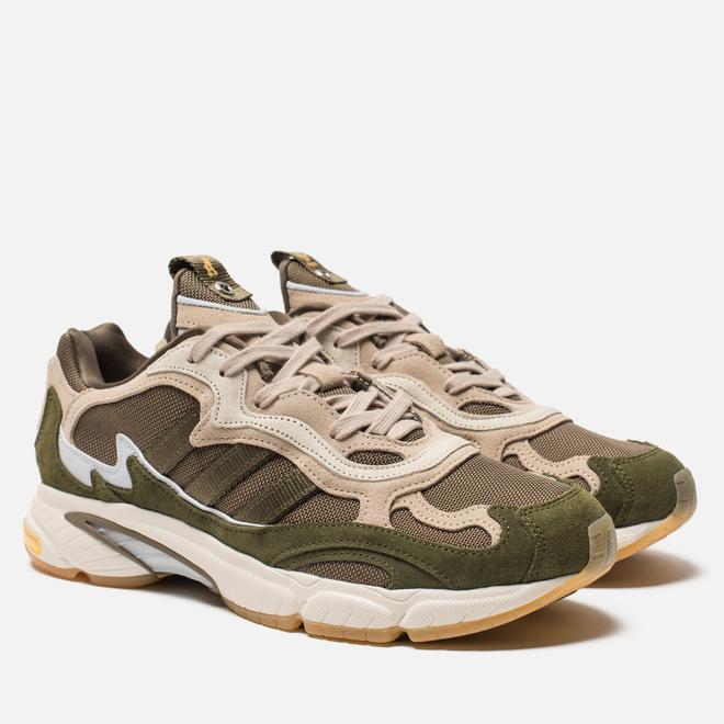 Мужские кроссовки adidas Consortium x Saint Alfred Temper Run Clear Brown