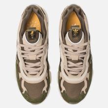 Мужские кроссовки adidas Consortium x Saint Alfred Temper Run Clear Brown фото- 1