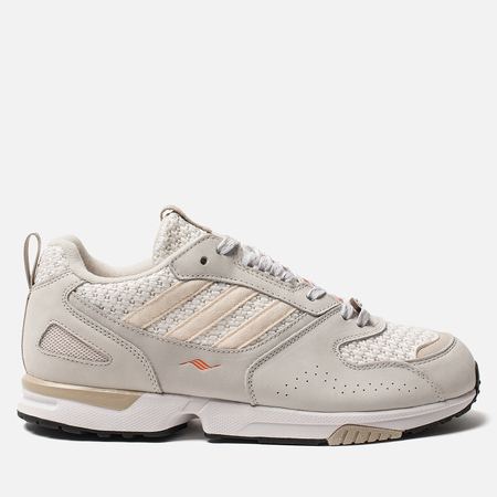 Мужские кроссовки adidas Consortium x Shelflife ZX 4000 Brown/Orange/White