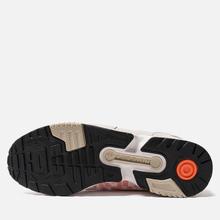 Мужские кроссовки adidas Consortium x Shelflife ZX 4000 Brown/Orange/White фото- 4