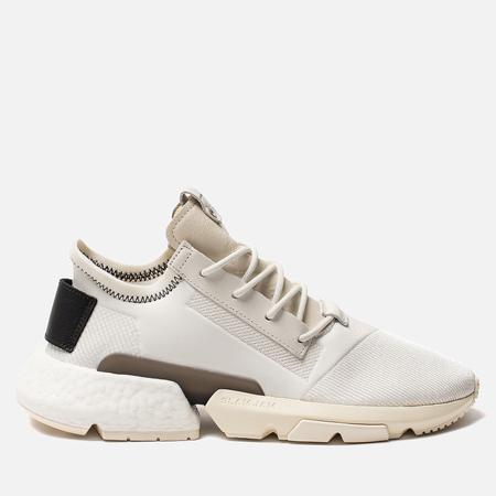 Мужские кроссовки adidas Consortium x Slam Jam POD-S3.1 White/White/White