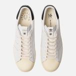 Мужские кроссовки adidas Consortium x Slam Jam Superstar 80s White/White/White фото- 5