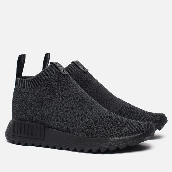 Мужские кроссовки adidas Consortium x The Good Will Out NMD City Sock 1 Primeknit Black