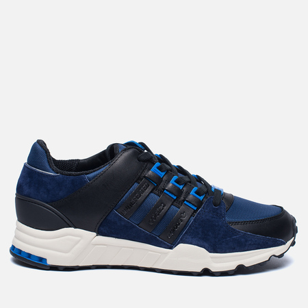 Мужские кроссовки adidas Consortium x Undefeated x Colette EQT Support S.E. Navy/White