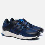 Мужские кроссовки adidas Consortium x Undefeated x Colette EQT Support S.E. Navy/White фото- 2