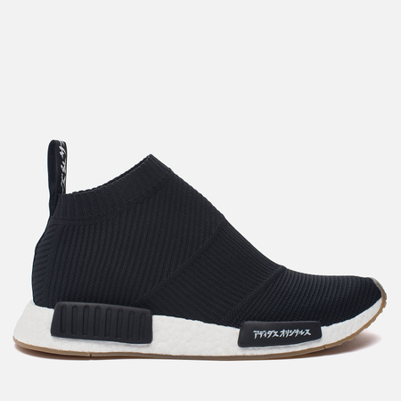 Мужские кроссовки adidas Consortium x United Arrows & Sons NMD City Sock 1 Core Black