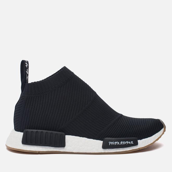 Мужские кроссовки adidas Consortium x United Arrows & Sons NMD City Sock 1 Core Black