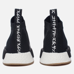Мужские кроссовки adidas Consortium x United Arrows & Sons NMD City Sock 1 Core Black фото- 5