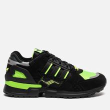 Мужские кроссовки adidas Consortium ZX 10.000 C Core Black/Solar Green/Reflective фото- 3