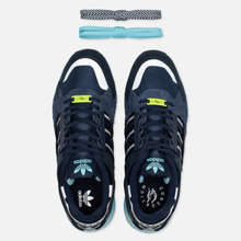 Мужские кроссовки adidas Consortium ZX 10.000 JC Collegiate Navy/Collegiate Navy/White фото- 1