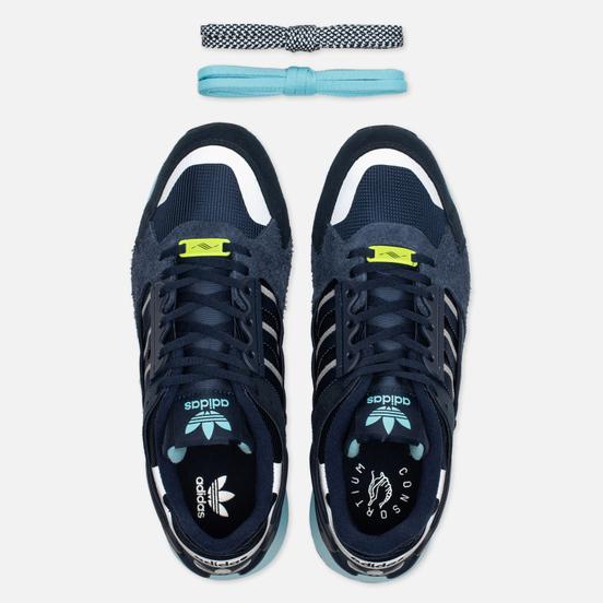 Мужские кроссовки adidas Consortium ZX 10.000 JC Collegiate Navy/Collegiate Navy/White