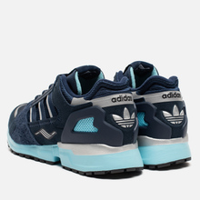 Мужские кроссовки adidas Consortium ZX 10.000 JC Collegiate Navy/Collegiate Navy/White фото- 2