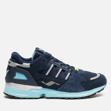 Мужские кроссовки adidas Consortium ZX 10.000 JC Collegiate Navy/Collegiate Navy/White фото- 3
