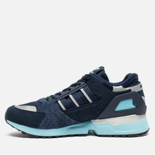 Мужские кроссовки adidas Consortium ZX 10.000 JC Collegiate Navy/Collegiate Navy/White фото- 5